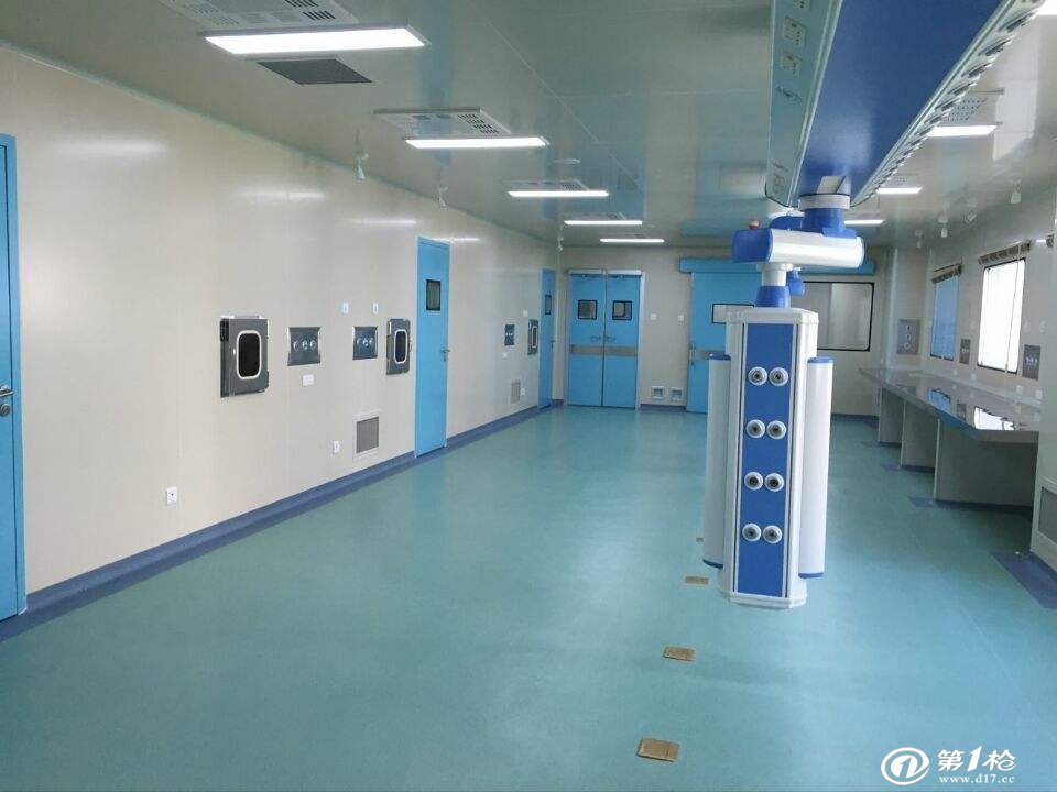 东莞厂房装修